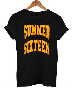 Summer Sixteen T-shirt