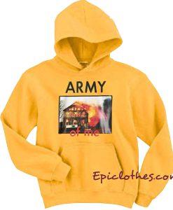 ARMY of me Hoodie