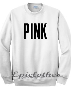 Ariana Grande PINK Sweatshirt