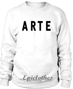 Arte Sweatshirt
