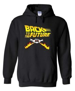 Back To The Future Hoodie