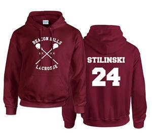 Beacon Hills Lacrosse Stilinski