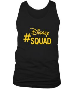 Disney Squad tank top