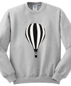 Hot Air Baloon Sweater