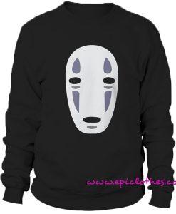 Spirited Away No Face Sweatshirt