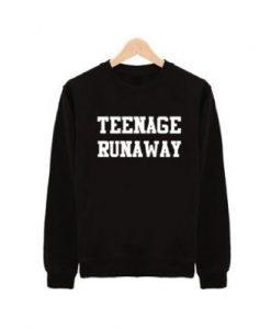 Teenage Runaway Harry Style Sweatshirt