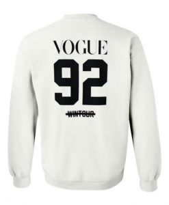 Vogue 92 Wintour Sweatshirt