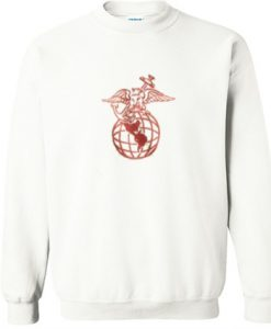 Angel Anchor Sweatshirt