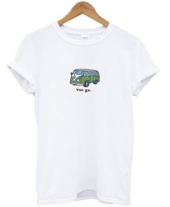 Van Go Bus Graphic T shirt