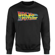back to the future sweatshirt
