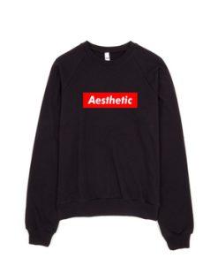 Aesthetic Supreme Sweatshirt