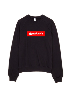 Aesthetic Supreme Sweatshirt