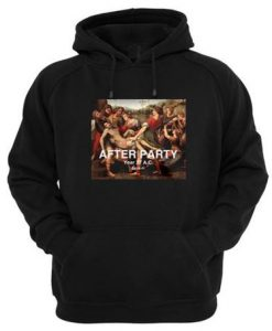 After Party Graphic Hoodie