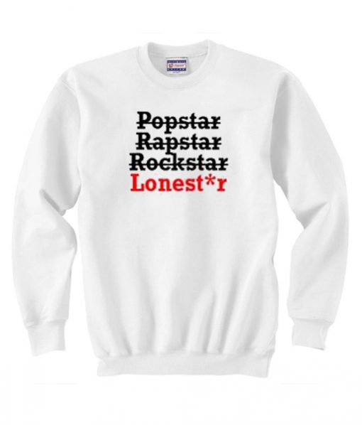 Lonestar Unisex Sweatshirt