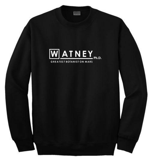 Watney Ph D Sweatshirt