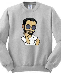 Salt Bae Sweatshirt