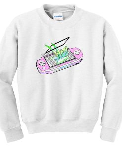 aesthetic PSP sweatshirt