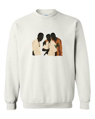 paid in full sweatshirt