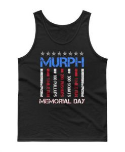 Memorial Day Murph Shirt Workout 19 Tanktop