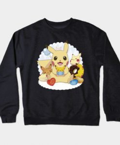 Pokemon Tea Party Sweatshirt
