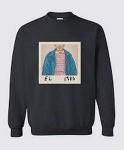 1983 Stranger Things Eleven Sweatshirt