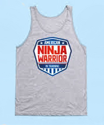 American Ninja Warrior In Training Tank Top