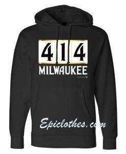 414 milwaukee Hoodie