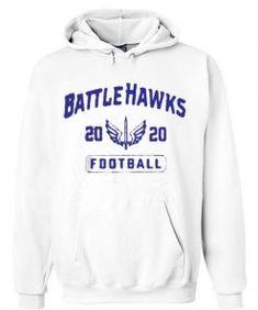 ST Louis Battlehawks 2020 Hoodie
