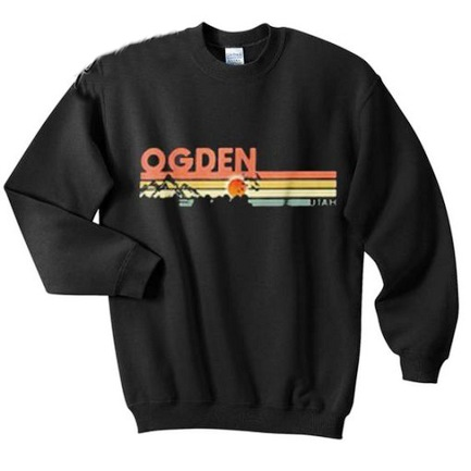 Ogden Utah Sweatshirt
